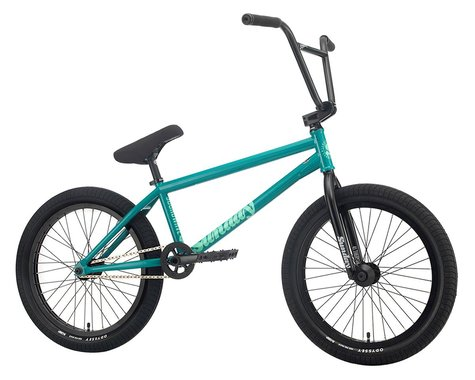 "Sunday 2021 Soundwave Special BMX Bike (21"" Toptube) (Billiard Green)"