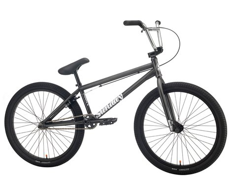 "Sunday 2021 Model C 24"" Bike (22"" Toptube) (Matte Trans Dark Grey)"