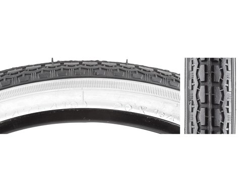 Sunlite Street S7 Road Tire (Black/White) (20 x 1-3/4)