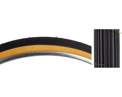 """Sunlite 26"""" Recreational Tire (Black/Gum) (26 x 1-3/8)"""