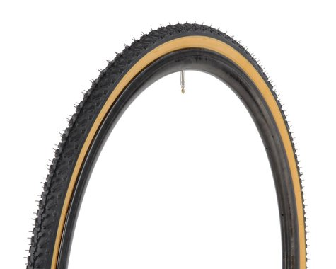 """Sunlite V-Track Hybrid Tire (Black/Gum) (27"""") (1-3/8"""")"""