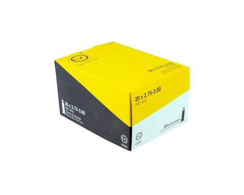 """Sunlite Standard 20"""" Inner Tube (Schrader) (2.75 - 3.0"""") (32mm)"""