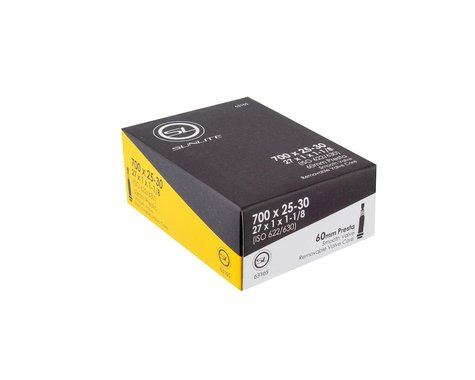 Sunlite Standard 700c Inner Tube (Presta) (25 - 30mm) (60mm)
