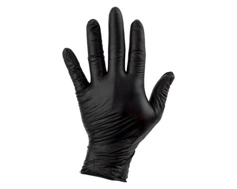 Sunlite Nitrile Mechanic Gloves (Black) (100/Box) (XL)