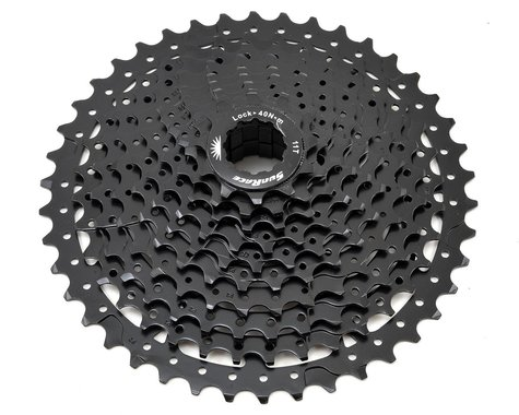 Sunrace MS3 10-Speed Cassette (Black) (11-42T)