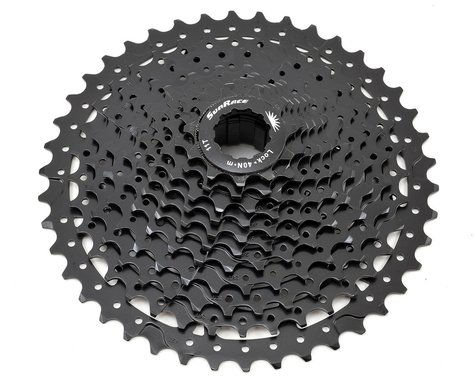 Sunrace MS8 11-Speed Cassette (11-42T) (Black)