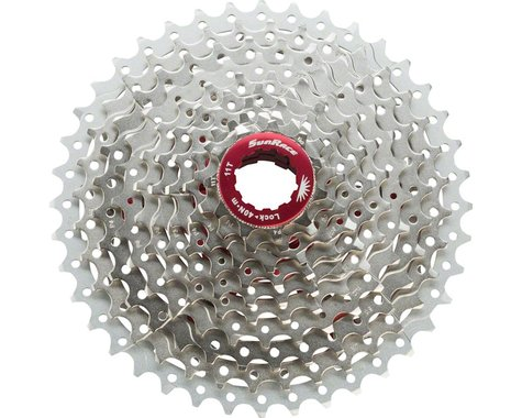 Sunrace MX3 Cassette (Silver) (10 Speed) (11-40T)