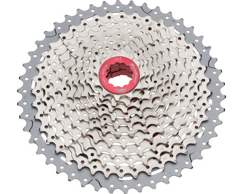 Sunrace MX8 11 Speed Cassette (Silver) (11-46T)