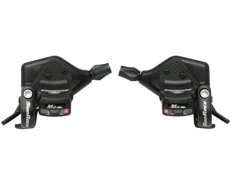 Sunrace M53 7 Speed Shifter Set Black