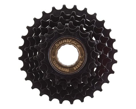 Sunrace MF-MO5 6-Speed Freewheel Cassette (Black) (14-28T)