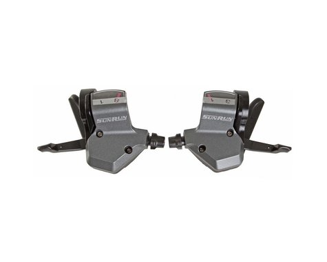 Sunrun Thumb Shifter Set (Grey)