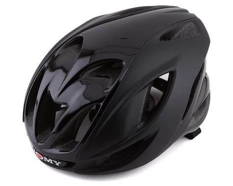 Suomy Glider Road Helmet (Black/Matte Black) (L/XL)