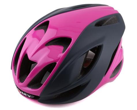 Suomy Glider Road Helmet (Blue Navy/Pink) (S/M)