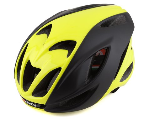 Suomy Glider Road Helmet (Flo Yellow/Matte Black) (L/XL)