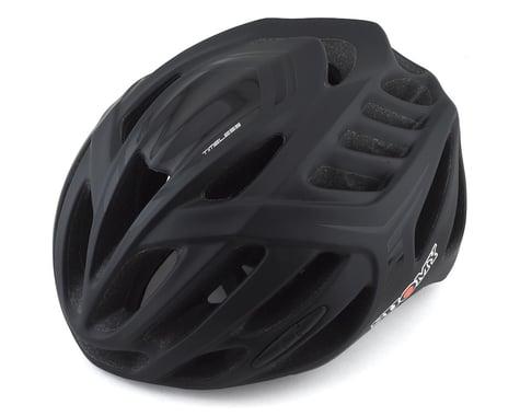 Suomy Timeless Road Helmet (Matte Black/Black) (M)