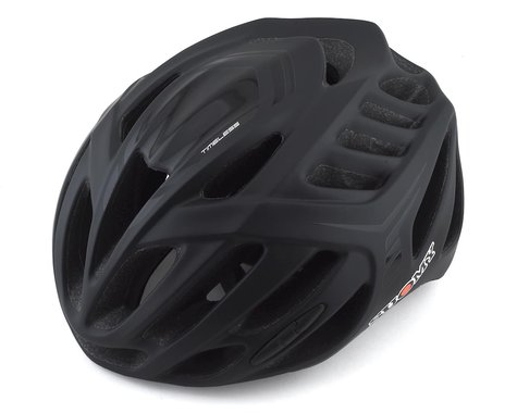 Suomy Timeless Road Helmet (Matte Black/Black)