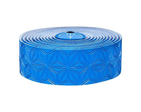 Supacaz Super Sticky Kush Handlebar Tape (Neon Blue)