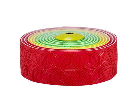 Supacaz Super Sticky Kush Handlebar Tape (Neon Yellow)