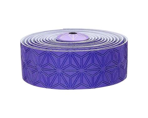 Supacaz Super Sticky Kush Handlebar Tape (Neon Purple)