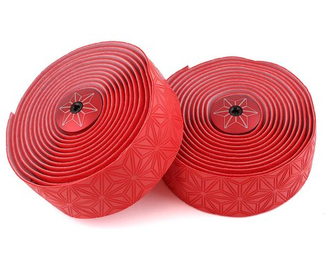 Supacaz Super Sticky Kush Handlebar Tape (Red)
