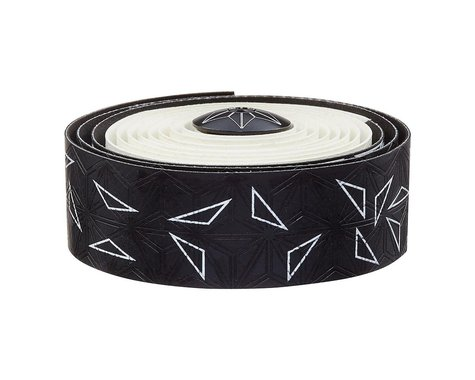 Supacaz Super Sticky Kush Handlebar Tape (Starfade Black & White)