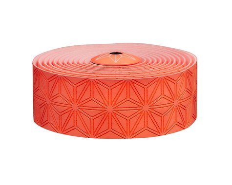Supacaz Super Sticky Kush Handlebar Tape (Coral)