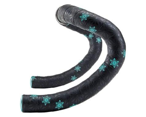 Supacaz Super Sticky Kush Handlebar Tape (Celeste/Galaxy Black)