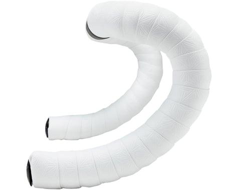 Supacaz Suave Cork Bar Tape w/ Silicone Gel (White)