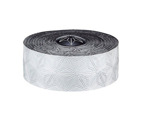 Supacaz Bling Bar Tape w/ Silicone Gel (Silver)