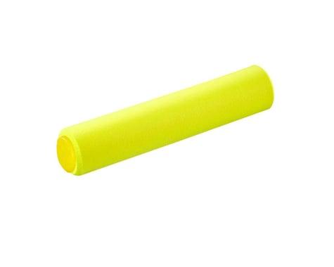 Supacaz Siliconez SL Silicone Grips (Neon Yellow)