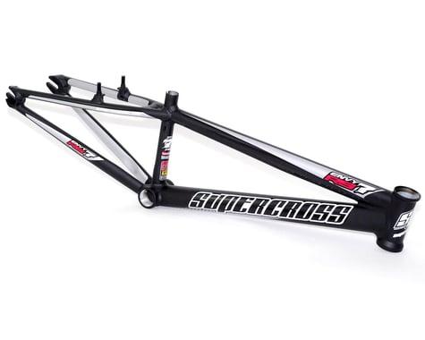 "Supercross Envy RS7 20"" BMX Race Bike Frame (Matte Black) (Pro)"