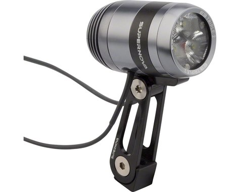 Supernova E3 Triple 2 Dynamo Headlight (Gray)