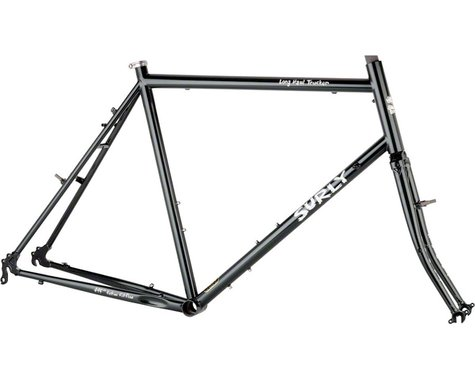 "Surly Long Haul Trucker 26"" Frameset (Black) (42cm)"