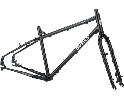 Surly Troll Frameset (Black Forest)