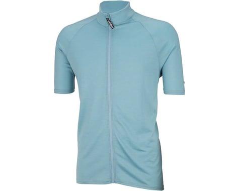 Surly Merino Wool Lite Men's Short Sleeve Jersey (Tile Blue)