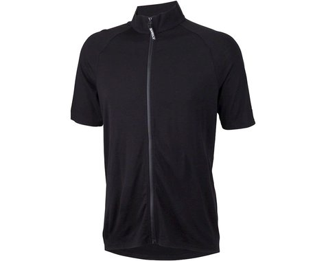 Surly Merino Wool Lite Men's Short Sleeve Jersey: Tile Blue