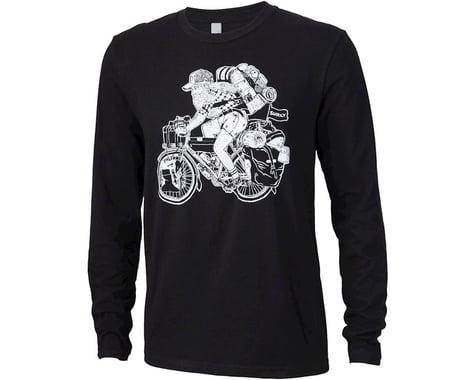 Surly Long Haul Trucker Joe Men's Long Sleeve Shirt (Black)