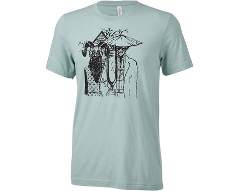 Surly Gothic Men's T-Shirt (Dusty Blue)