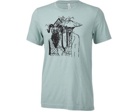 Surly Gothic Men's T-Shirt (Dusty Blue) (L)