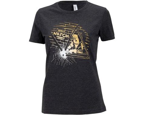 Surly Natch Women's T-Shirt (Dark Gray)