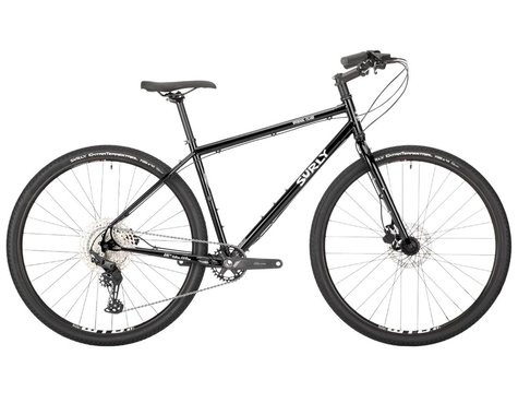 Surly Bridge Club 700c Touring Bike (Black) (L)