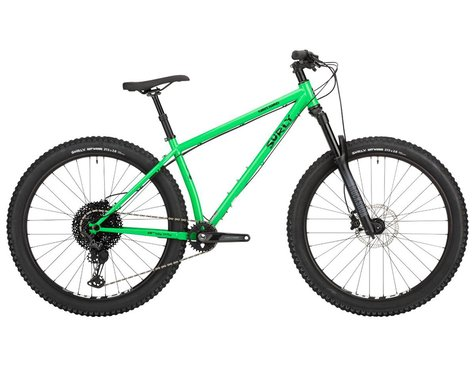 "Surly Karate Monkey 27.5"" Hardtail Mountain Bike (High Fiber Green) (M)"