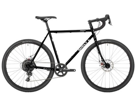 Surly Straggler 650B Gravel Commuter Bike (Black) (50cm)