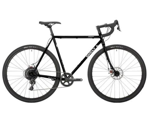 Surly Straggler 700c Gravel Commuter Bike (Black) (56cm)