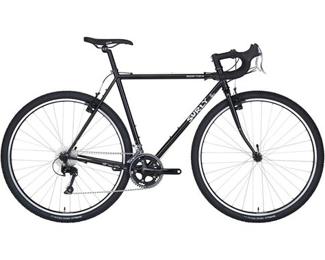 Surly Cross-Check 700c Bike (Black) (46cm)