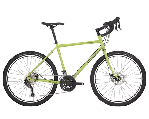 "Surly Disc Trucker 26"" Bike (Pea Lime Soup) (50cm)"