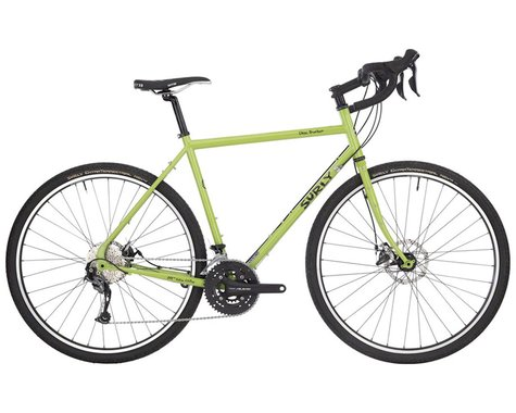 Surly Disc Trucker 700c Bike (Pea Lime Soup) (56cm)