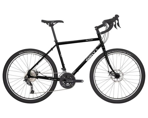 Surly Disc Trucker 700c Touring Bike (Hi-Viz Black) (56cm)