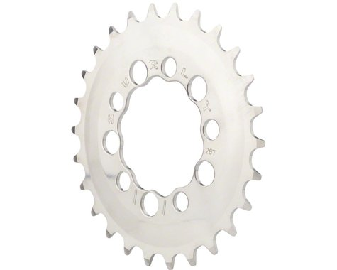 Surly Stainless Steel Chainring MWOD Inner (58mm BCD) (26T)