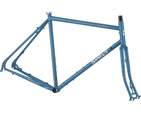 "Surly Disc Trucker 26"" Frameset (Brilliant Blue) (50cm)"